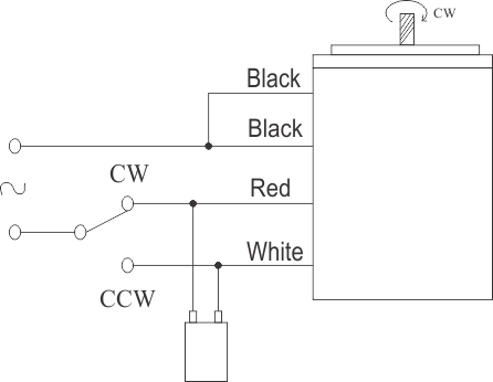 230v Single Phase Rotation Change Wiring Diagram - Wiring ... on